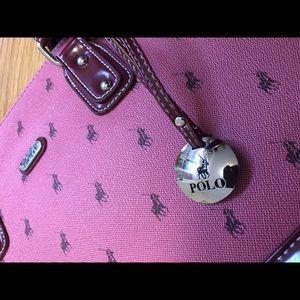 Genuine Ralph Lauren Polo Alma Style Bag